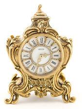 Rare Jaeger (France) LIC ATO  baroque style mantlepiece clock,  1960´s