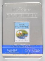 Walt Disney Treasures Silly Symphonies 2 Disc DVD Set NEW Sealed Out of Print
