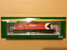 BOWSER HO 1/87 SCALE CP RAIL GMD SD40-2 DCC & SOUND ROAD # 5568 F/S # 24139 NEW