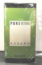 Pure vetiver de loris Azzaro 75ml. original