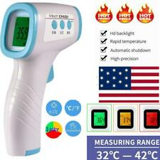 Termometro Infrarojo Digital Laser Non-contact Infrared Temperature Unisex Food