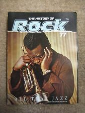 THE HISTORY OF ROCK Magazine No 77 All That Jazz - Miles Davis, Santana