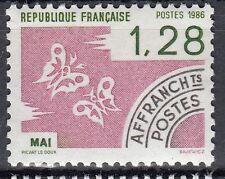 FRANCE TIMBRE   PREOBLITERE OBL  N° 190      MAI