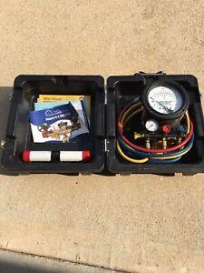 Mid West 835- Valve Backflow Test Kit Used
