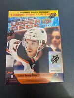 2020-21 Upper Deck Series 1 Hockey Blaster Box sealed new in stock
