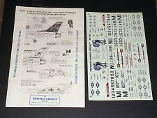 Experts Choice Decals 4858 1/48 F-16C/D's 115th FW 50th Annv 127th FW Red Devils