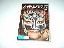WWE Extreme Rules 2009 - DVD **Free Postage** WWF Wrestling