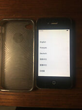 USED Apple iPhone 4s - 16GB - Black (AT&T) A1387 (GSM) As-Is!