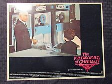 1969 THE MADWOMAN OF CHAILLOT 14x11 Lobby Card #5 FVF Katharine Hepburn