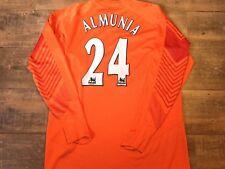 2005 2006 Arsenal Almunia Highbury Goalkeepers Football Shirt GK Adults Large