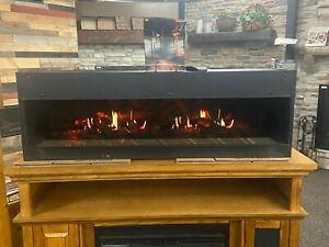 DIMPLEX Opti-V Duet Electric Fireplace - Display - Best Electric available!