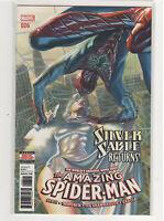 Amazing Spiderman Volume 4 #26 Alex Ross Stuart Immonen Silver Sable 9.6
