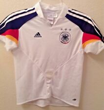 Adidas 2003-2004 Germany Home Jersey Boys size Youth Small PRE-OWNED