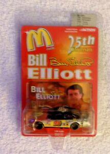 Bill Elliott 1/64 1998 McDonalds 25th Anniversary Paint Scheme