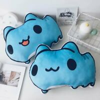 Bugcat Capoo Blue Cute Cat Toy Plush Doll Stuffed Pillow Cushion Toys Gifts