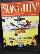 Sun 'n Fun Fly-In Airshow 2009 Event Program
