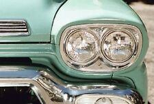 Satz 4x Scheinwerfer Chevrolet K Serie Pickup Apache GMC, E-Prüfzeichen