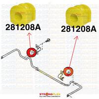 Nissan 100NX, Micra, Sunny, silent bloc de barre stabilisatrice arrière SPORT