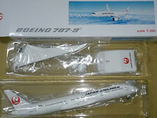 1/200 JAL JAPAN AIRLINES B787-9 NEW COLOR