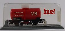 JOUEF 649500 wagons nettoyeur de voies SNCF neuf neuf dans sa boîte