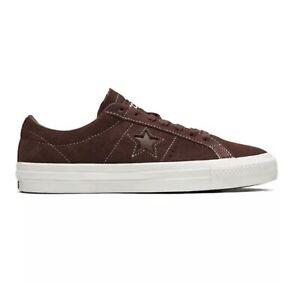 Converse Men's One Star Pro Ox Low El Dorado Gret White Skate Shoes 165287C