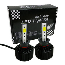 50W 5000LM H1 LED Headlight Kit Low Beam Light Bulbs 6000K White High Power COB
