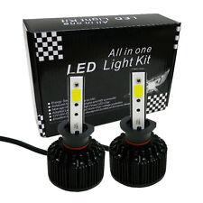 50W 5000LM H1 LED Headlight Kit Low Beam Light Bulbs 6000K White High Power COB