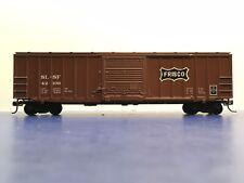 "HO Scale ""Ship It On The Frisco"" SL-SF 6243 50' Freight Train Box Car / Athearn"