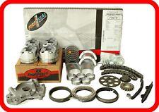 ENGINE REBUILD OVERHAUL KIT Fits: 2000-2006 NISSAN SENTRA 1.8L DOHC QG18DE