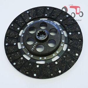 """Massey Ferguson Dual Clutch Plate 11"""" 10 Spline MF35,65,135"""