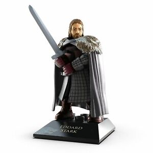 Mega Construx Game of Thrones Black Series EDDARD STARK 18 PCS GVR76 NEW on Card