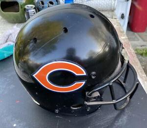 Schutt Chicago Bears Full Size Replica Football Helmet Display Only