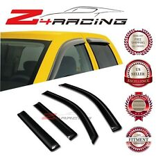 For 2015-2017 GMC Yukon/Denali/Chevy Tahoe/Cadillac Escalade Guard Window Visors