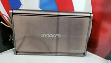 Kicker 43Cxa12001 Car Audio Mono Amp 1200-Watt Class D Cxa1200.1 Tested