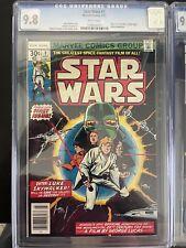 Original Star Wars Comics 1977 #1 - 6 CGC 9.8 Collection