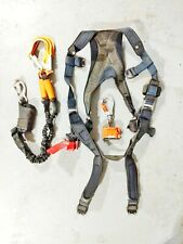 DBI-SALA HARNESS, SOLL VI-GO CABLE SYSTEM, SKYLOTEC PRO FLEX DOUBLE LANYARD KIT