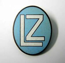 Zeppelin Officers Cap LZ Badge Zeppelin AirShip Hat Luftschiffbau Pre-1936 'LZ'