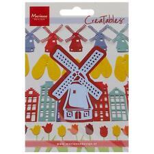 "Marianne Designs Creatables Die ~ Windmill, 2"" x 2 3/4""  LR0208 ~ NIP"