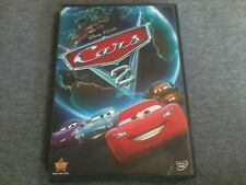 CARS 2 DVD Made In USA