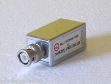 Twisted pair Balun BNC to rj45