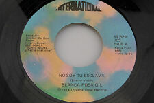 Blanca Rosa Gill: So Soy Esclava / Fue Por Mi Bien   [Unplayed Copy]
