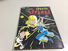 COMICS  EO REVUE SPECIAL  STRANGE N° 61 1989