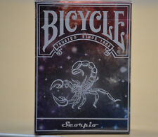 Bicycle Scorpio playing cards deck brand new sealed