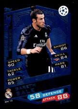 Match Attax Champions League 16/17 Gareth Bale Real Madrid No. RM13