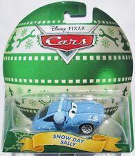 ++ Disney Pixar Cars - Snow Day Sally