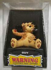 "Bad Taste Bears ""GUY"" Novelty Collectible NIB Warning Contents May Offend"