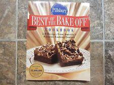 1996 Pillsbury Best of the Bake Off Cookbook, 350 Recipes Cooking Contest Winner
