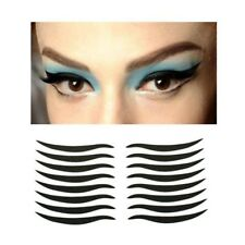 Hallowmas Waterproof Temporary Eye Tattoo stickers Eyeshadow Eyeliner Stickers