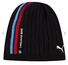 New PUMA BMW Beanie Team Blue NWT OSFA ( hat, cap )