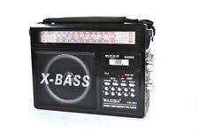 Radio Am Fm Sw 3 Bande Lettore Multimediale Mp3 Sd Usb Torcia Waxiba XB-361 hsb